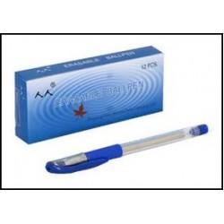 Ручка стираемая шарик. с рез. (RB98 / U888 )