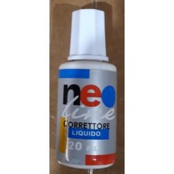 Штрих (Neo Line 20ml) №8400 с кисточкой