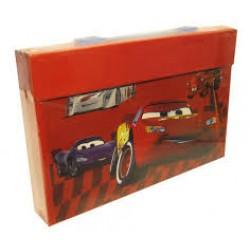 Набор детск.творч.(68предм) чемодан № C-68 Cars