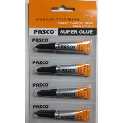 "Супер-клей ""Pasco"" на ленте  C-041 (3гр.)  (уп 12576)"