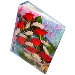 Фотоальб №46200 букет роз (200фото10*15)
