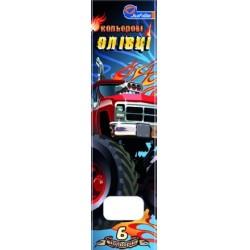 "Кар.  6 цв 7303 -6F J.Otten ( зат.) ""Auto new"",в картоне,европ (уп24\480)"