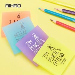 "Ластик 12044 "" AIHAO"" Pencil`s Friend (6*6см) уп20"