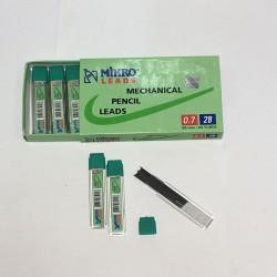 Грифель  0.7мм  для мех. кар.  MIKRO LEADS NM-600 (2B)