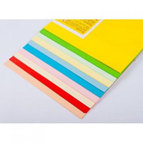 Бумага A4 микс (MEGAMIX) 100лист. 10 цветов