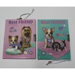 "Блокн. на зам. A-6 № 4019 ""Best friends"" 60л"