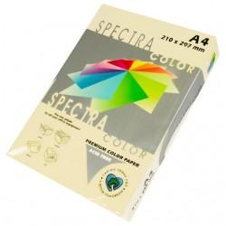 Бумага A4 'Spectra ' ПАСТЕЛЬ 100л/80гр  № 100 ( IVORY ) Слоновой кости