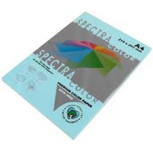 Бумага A4 'Spectra ' ПАСТЕЛЬ 100л/80гр  № 120 ( OCEAN ) Морской бриз