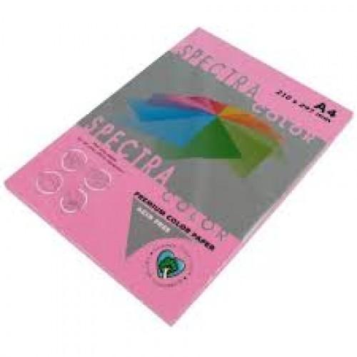 Бумага A4 Spectra НЕОН 100л/80гр №342 ( PINK ) Розовый