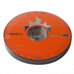 CD-RW Videx  ( Cake-10шт /4-10 х) 700mb / 10уп