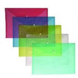 """Папка-конверт А5 №4-205 """"4 Office"""" микс"""
