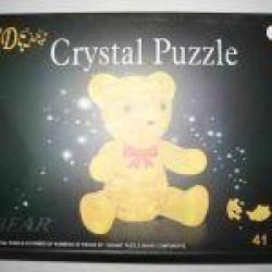 "Пазлы 3D кристал.№ YT218721 ""Мишка"""