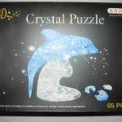 "Пазлы 3D кристал.№ YT218726 ""Дельфин"""