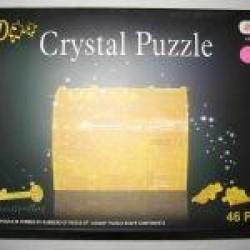 """Пазлы 3D кристал.№ YT218374 """"Шкатулка"""""""