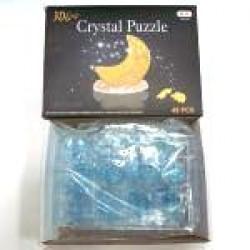 """Пазлы 3D кристал.№ YT218372 """"Луна"""""""