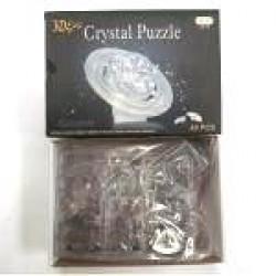 """Пазлы 3D кристал.№ YT218369 """"Сатурн"""""""