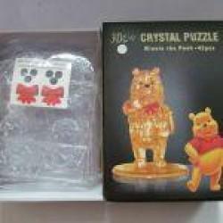 "Пазлы 3D кристал.№ YT218363 ""Winni"""