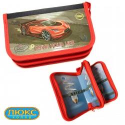 """Пенал Kidis 14030 (2 отдел ) """"Drive"""""""