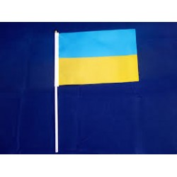 Флаг Украины 16069 14*20см