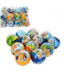Мяч-попрыгунчик №527-1 (1026-1)6,3см