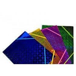 Папка А4 на рез. № 1286 ( ламинир. картон) MIX рисунков (WG-4467)