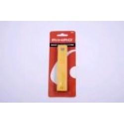 Лезвие для канц ножа (18 мм / набор 10 шт) №LZ19825-18