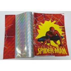 "Обложка А4  ""Winx"" / ""Spider-Man"" 15811"