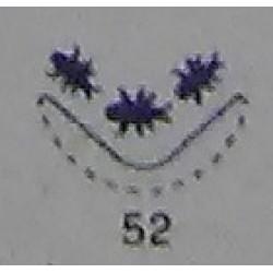 Дырокол фигурный для детск. твор. CD-99MA №52 Жучки (УГЛОВОЙ)  стр 17
