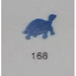 Дырокол фигурный для детск. твор. JF-821 №168 Черепаха