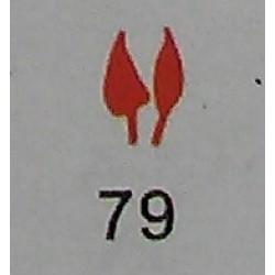 Дырокол фигурный для детск. твор. JF-823C № 99  \