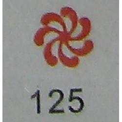 Дырокол фигурный для детск. твор. JF-823C № 125 Спираль (стр 11-12)