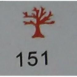 Дырокол фигурный для детск. твор. JF-823C № 151 Дерево (стр 11-12)