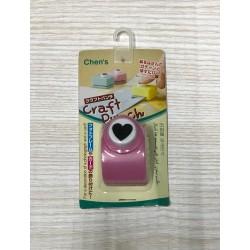 Дырокол фигурный для детск. твор. CJ-522 №7 Сердце