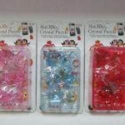 "Пазлы 3D кристал.№ YT220935 ""Пингвин mini"" брелок"