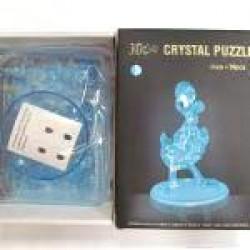 """Пазлы 3D кристал.№ YT222082 """"Утка"""""""
