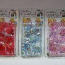 "Пазлы 3D кристал.№ YT221156 ""Winnie Pooh mini"" брелок"
