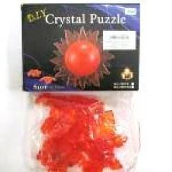 "Пазлы 3D кристал.№ YT220910 ""Солнце"" (со светодиодом)"