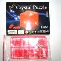 "Пазлы 3D кристал.№ YT220911 ""Куб"""
