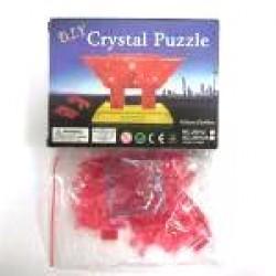 """Пазлы 3D кристал.№ YT220913 """"Павильон"""""""