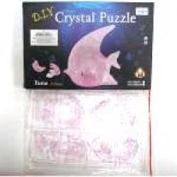 """Пазлы 3D кристал.№ YT220926 """"Рыбка"""""""