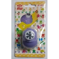 Дырокол фигурный для детск. твор. JF-822 №32 Снежинка