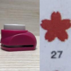 Дырокол фигурный для детск. твор. JF-828 №27 Цветочек