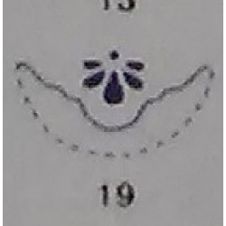 Дырокол фигурный для детск. твор. CD-99MA №19 (УГЛОВОЙ)  стр 17