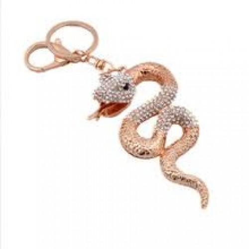 Сувенир-брелок керамич CD110824/LH0195/110426 Змея