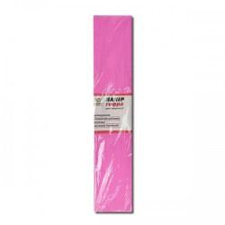 Гофро-бумага 60% 14CZ-009 50*200см, 10шт/уп. светло-розовый