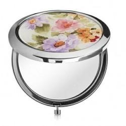 Зеркальце №HB-009 с цветочками (2шт)