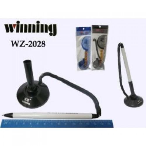 Ручка на спир. настольная WZ-2028 (Winning) на круглой горизонт.подст.