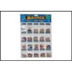 Набор ПАЕТОК № SLN (20 пакетиков на картоне//5цв)