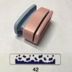 Дырокол фигурный для детск. твор. JF-829M №42 (cтр18-19)