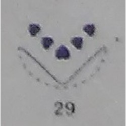 Дырокол фигурный для детск. твор. CD-99MA №29 (УГЛОВОЙ)  стр 17